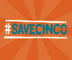 How to #SAVECINCO