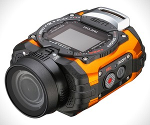 Ricoh Rugged Action Cam