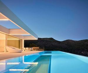Quarry House by Ramon Esteve Estudio, Valencia