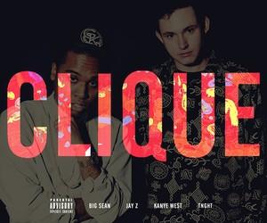 Kanye West, Jay-Z, Big Sean - Clique (TNGHT Remix)