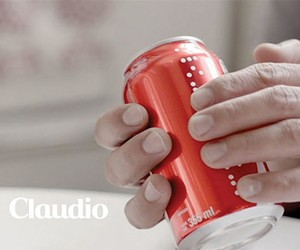 Coca-Cola Braille: Personalized Coke cans for the