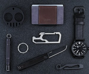 Pocket Dump: Black Coffee
