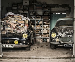 $19 Million of Classic Cars Found in Old Barn