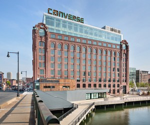 Converse's New Headquarter and Flagship Store