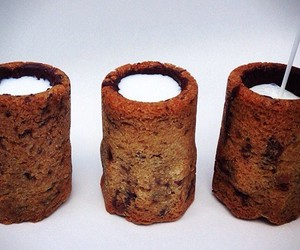 Cookie Milk Shots