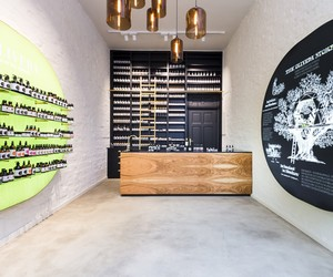 Oliveda Flagship Store by DFROST, Berlin
