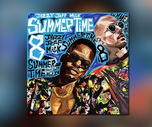 DJ Jazzy Jeff & MICK: Summertime Vol. 8 (Mixtape)