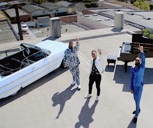 "DJ Khaled x John Legend x Nipsey Hussle - ""Higher"""