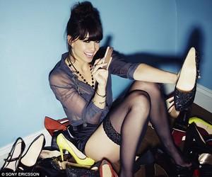 Sexy Daisy Lowe Promotes Xperia Ray