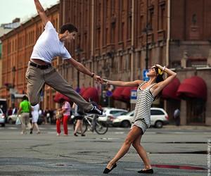Dancing Petersburg