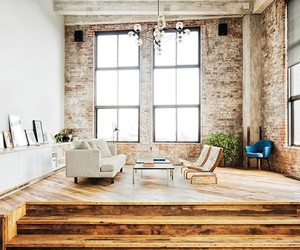 Stunning NYC Loft from Tumblr Founder David Karp