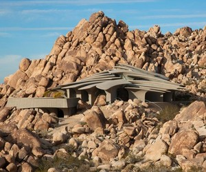 California Desert House
