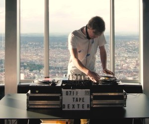 Dexter plays his favorite Records @ Stuttgart