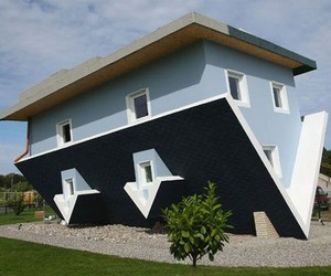 Germany's Upside Down Home