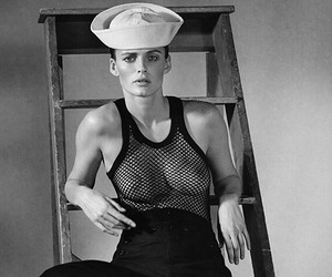 Edita Vilkeviciute by Collier Schorr for 032c