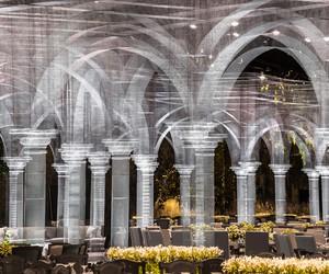 Edoardo Tresoldi's Ghostly Garden in Abu Dhabi