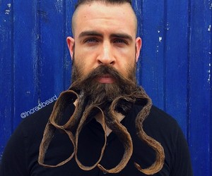 Epic Beard Sculptures by Mr. Incredibeard