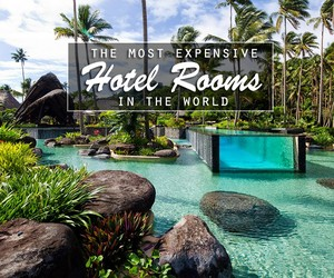 Most Expensive Hotels On Earth