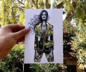 """""""Fashion Landscapes"""" by Designer  Shamekh Bluwi"""
