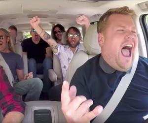 Singing in the car – Foo Fighters in LA