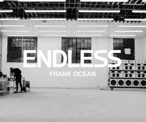 "Frank Ocean – ""Endless"" (New Visual Mixtape)"