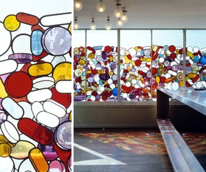 Stained Glass in Contemporary Architecture