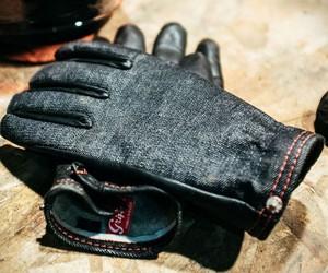 Selvedge Denim Ranger Gloves