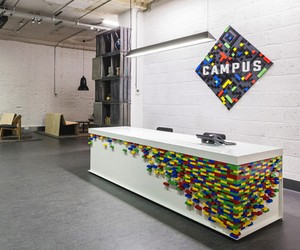 """Google's Awesome """"Campus"""" in London"""