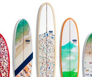Photograher Gray Malin x Almond Surfboards