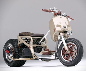 Custom Honda Ruckus