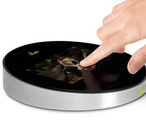 The first all-in-one HD music player