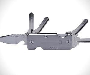 Mini Q Knife + Key Organizer