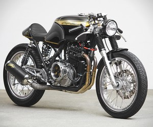 Honda GB500 TT Cafe Racer
