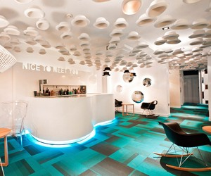 Hotel Portago Urban by ILMIODESIGN