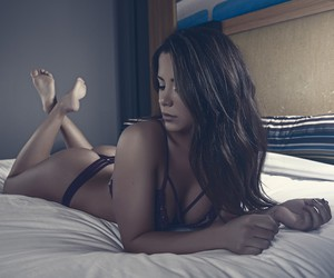 """In The Night"" – In Bed with Model Devyn Moody"