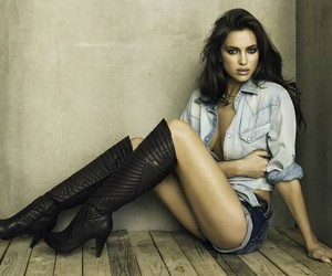 Irina Sheik – XTi Shoes Photoshoot