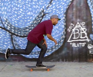 Keep on Pushin' – A Skateboarding Short Movie
