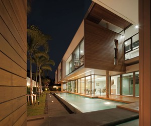 L71 House in Bangkok by Office AT