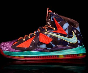 Nike LeBron X MVP