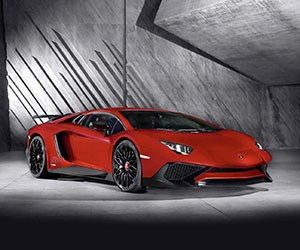 Meet the New Lamborghini Aventador Superveloce
