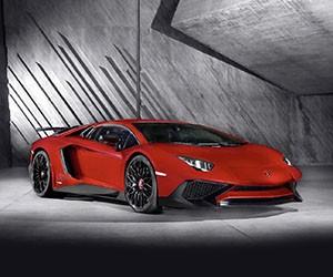 Meet the New Lamborghini Aventador Superveloce
