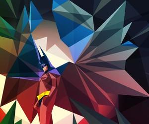 Geometric Pop Culture Illustrations