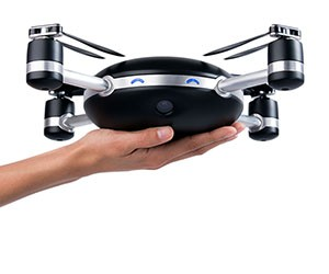 Lily: 1st Ever Fully-Automated Camera Drone
