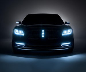 This New Lincoln is a Glimpse Into the Future