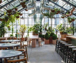 The Line Hotel's Commissary Restaurant