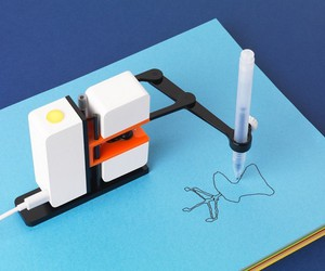 Line-us Robot Drawing Arm