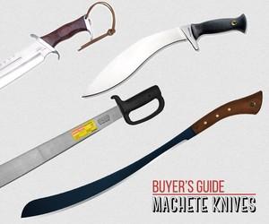 Best Machete Knives