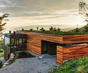 Stunning New Malbaie V Residence