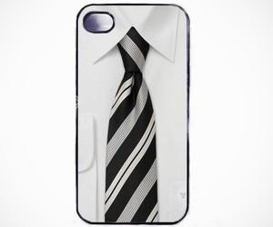 Mens tie iPhone 5 case