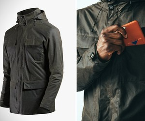 Mission Workshop Eiger Field Jacket